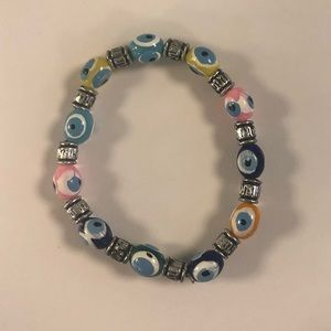 Jewelry - Greek  evil eye bracelet